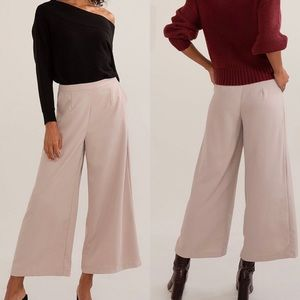 Modern Citizen Jo High Waisted Culottes Large